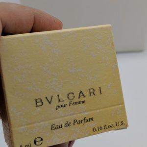 Bulgari Makeup   Nwt Bvlgari Pour Femme Fragrance   Poshmark f1619bc8940